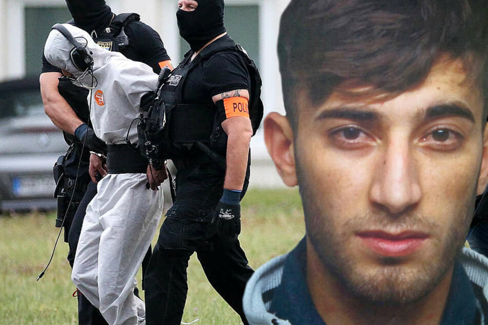 Am Sonntag wurde Untersuchungshaft gegen Ali Basar verhängt.
