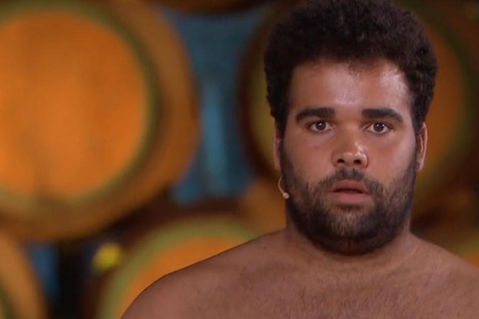 Miguel kann es gar nicht fassen. Der 28-Jährige musste in der sechsten Woche das Camp verlassen.