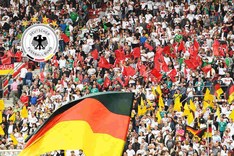 Die Fans haben gewählt: Das ist die neue Torhymne des DFB-Teams!