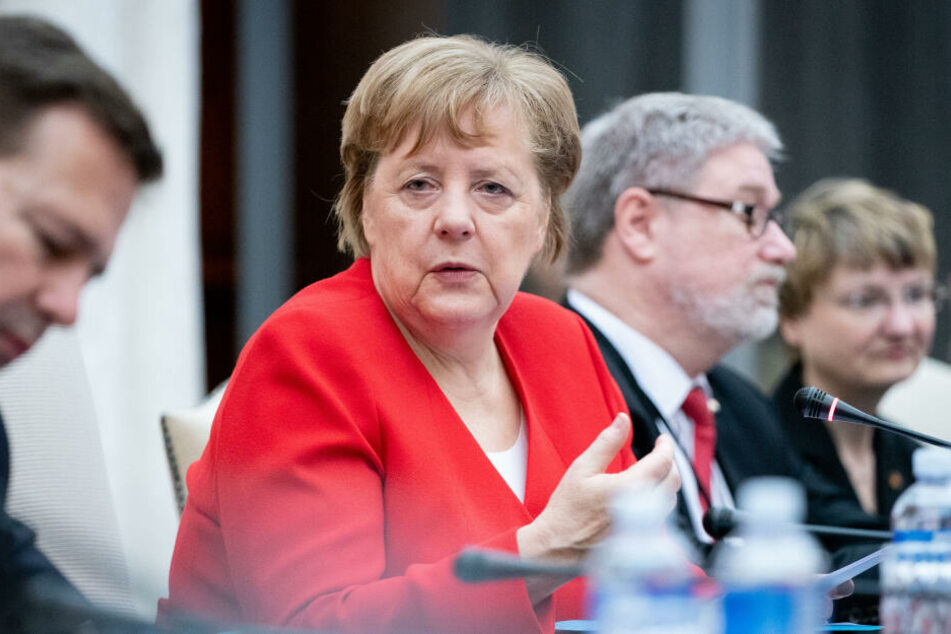 Merkel zu Thüringen-Wahl: Ergebnis muss rückgängig gemacht werden!