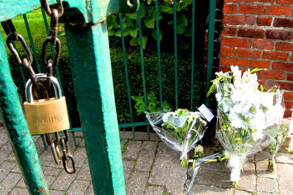 Die Leiche des Bürgermeisters von Mouscron, Alfred Gadenne, war am Montagabend beim Friedhof entdeckt worden.