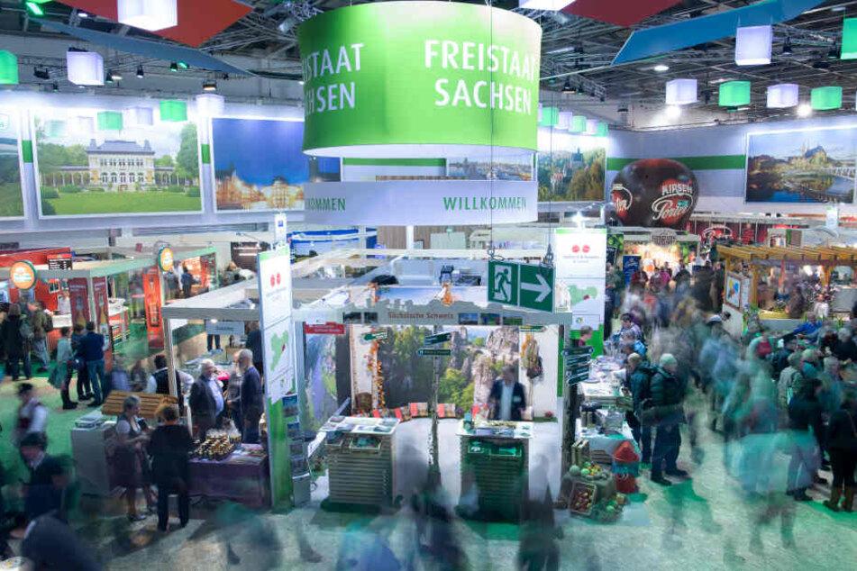 Auch zur Grünen Woche durften Berliner Geschäfte ihre Pforten Sonntags öffnen.