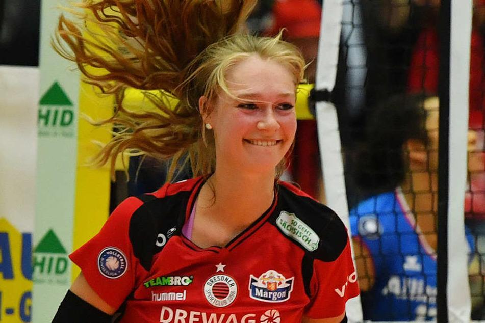 Dominika Strumilo bleibt!