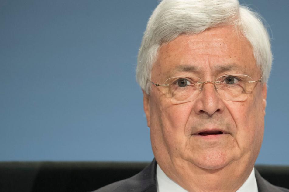 Die Nachfolge von Klaus-Peter Müller wird aller Voraussicht nach Stefan Schmittmann (61) antreten.