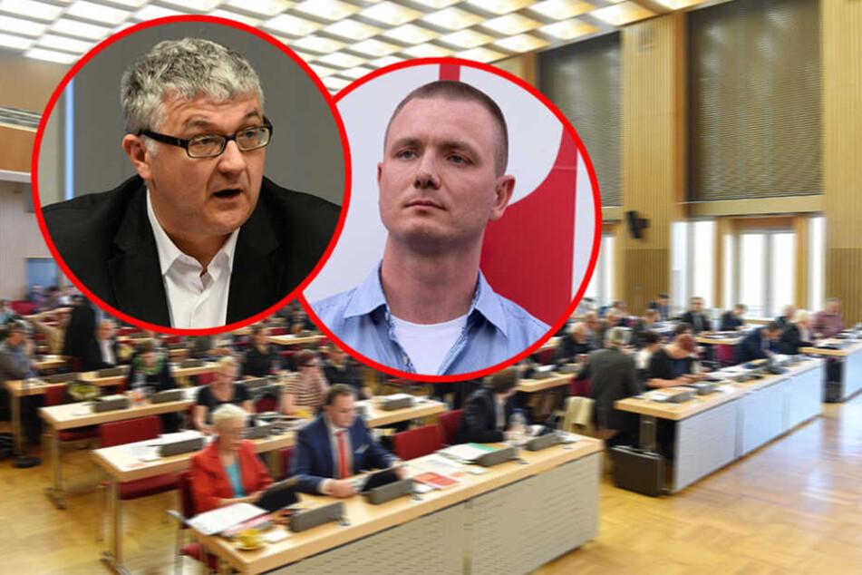 Zoff im Rathaus: Von Nazi bis Kuschelnest-Politik