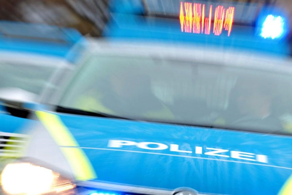 Eine Polizeistreife jagte den Mercedes über die Eschersheimer Landstraße (Symbolbild).