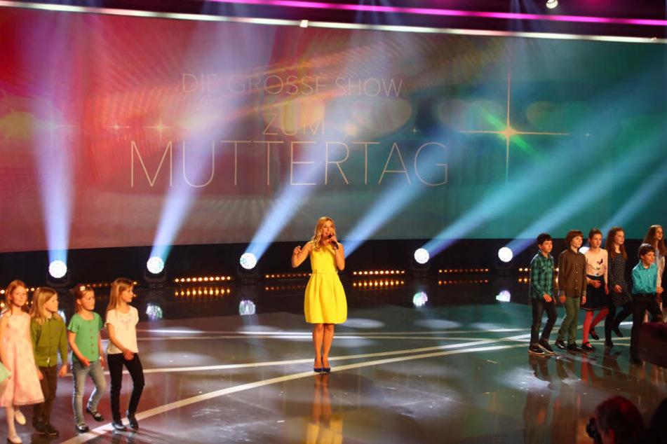 """""""Die große Show zum Muttertag"""" gibt's am Samstagabend ab 20.15 Uhr im MDR."""