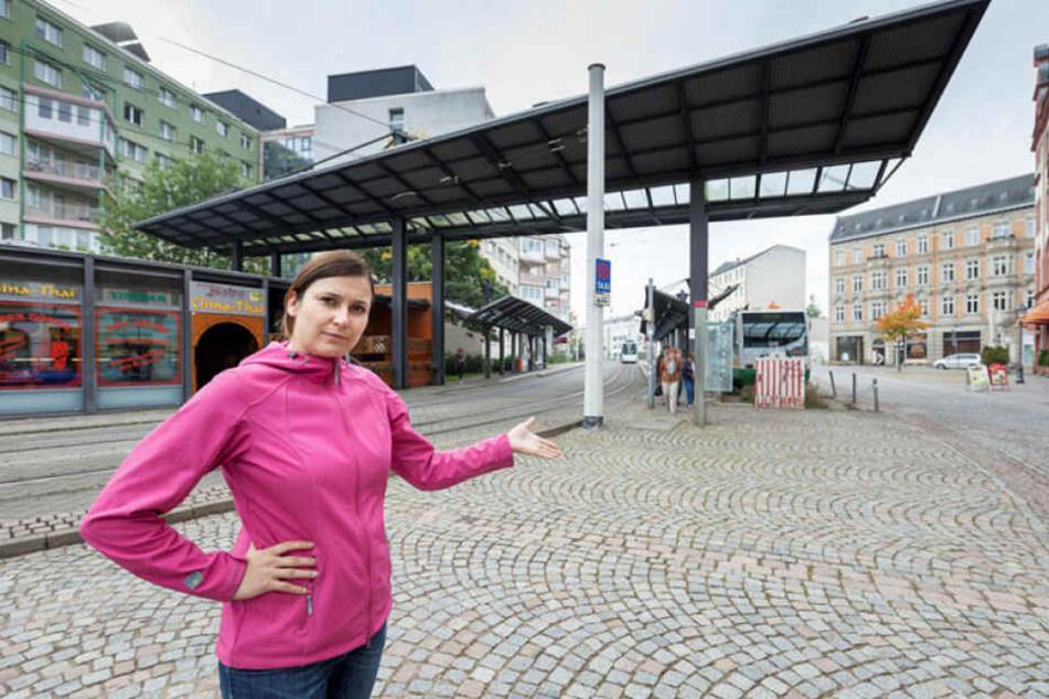Stadträtin Constance Arndt (40, Grüne) ist dafür die selten genutzten Standplätze für Taxis an der Klosterstrasse als Kurzzeitparkplätze auszuweisen.