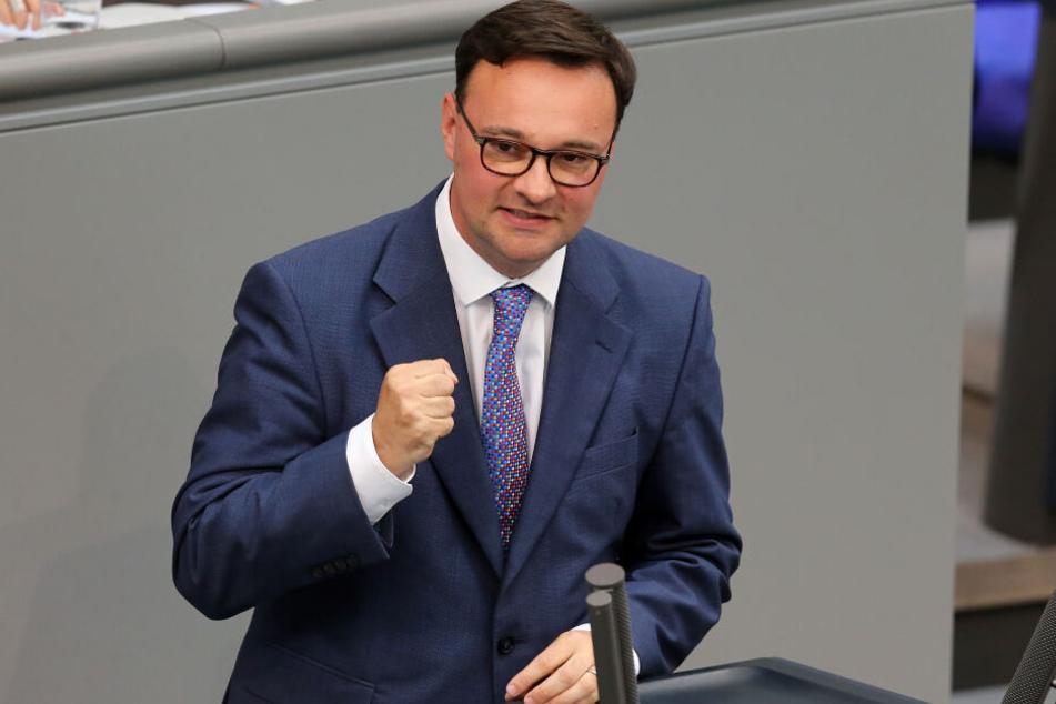 Oliver Luksic sitzt für die FDP im Bundestag.