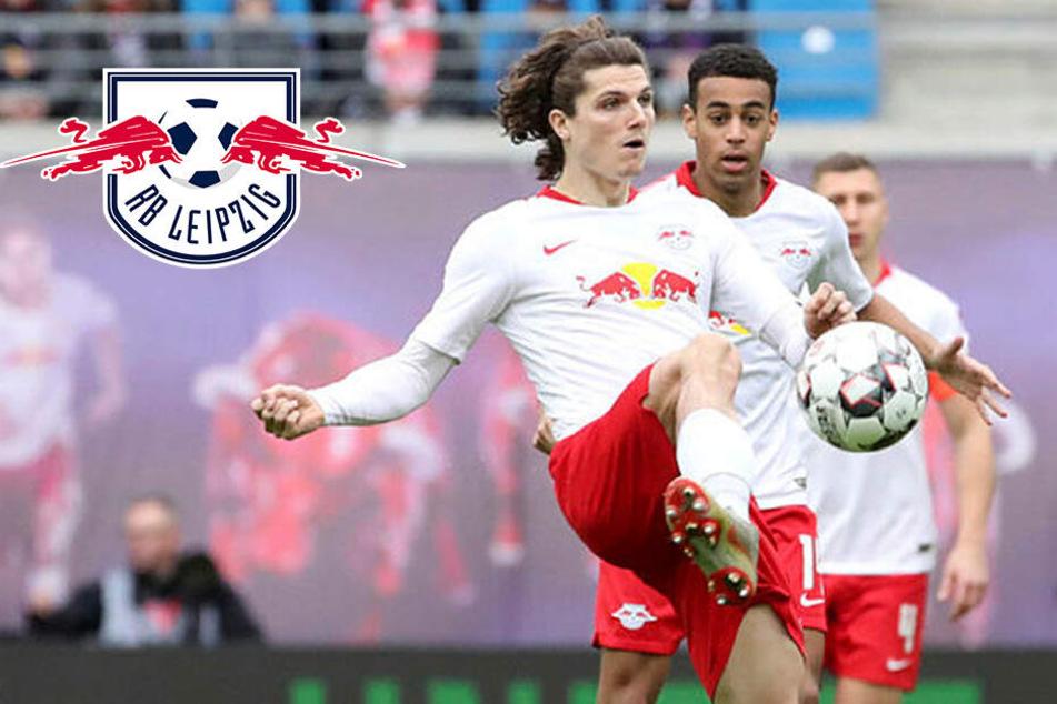 RB Leipzig: Sabitzer kritisiert Rangnick nach 0:0 gegen Augsburg