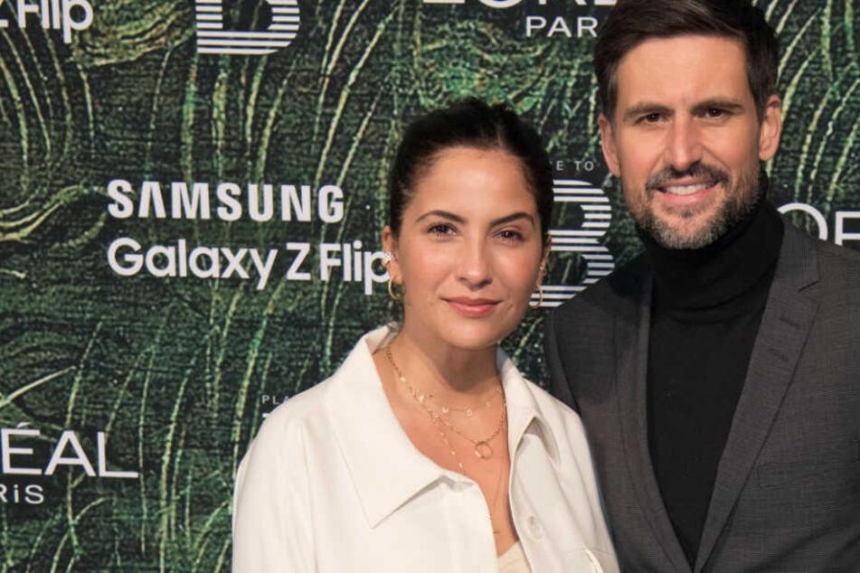 """Die Schauspieler Tom Beck und Chryssanthi Kavazi kommen zum """"PLACE TO B Pre-Berlinale-Dinner"""""""