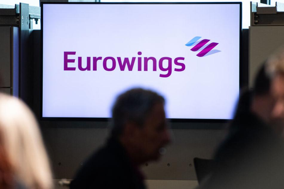 Laut eines Eurowings-Sprechers gab es keinerlei Gefahr für die 42 Passagiere oder die Besatzung. (Symbolbild)