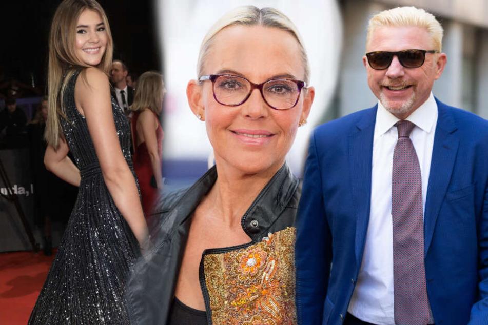 Model Stefanie Giesinger, TV-Gesicht Natascha Ochsenknecht und Ex-Tennis-Star Boris Becker werden mit von der Partie sein.