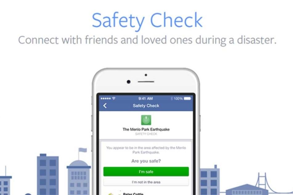 Facebook will Nutzer Sicherheitscheck auslösen lassen.