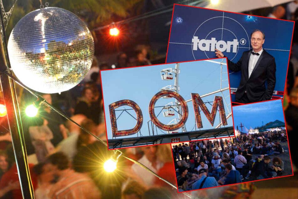 Flohmarkt, Festival, Dom: Hier kommen die Tipps für Euren Sonntag!