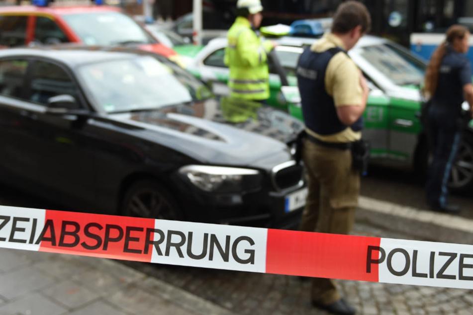 In Bayern ist es am Montag zu einem schweren Zwischenfall gekommen. (Symbolbild)