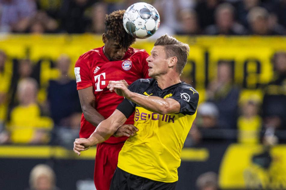 Der FC Bayern unterlag dem BVB im DFL-Supercup in Dortmund mit 0:2.