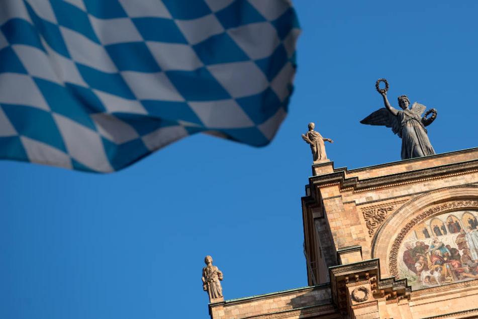 Die CSU dürfte im neuen Landtag in Bayern nicht alleine das Sagen haben. (Archivbild)