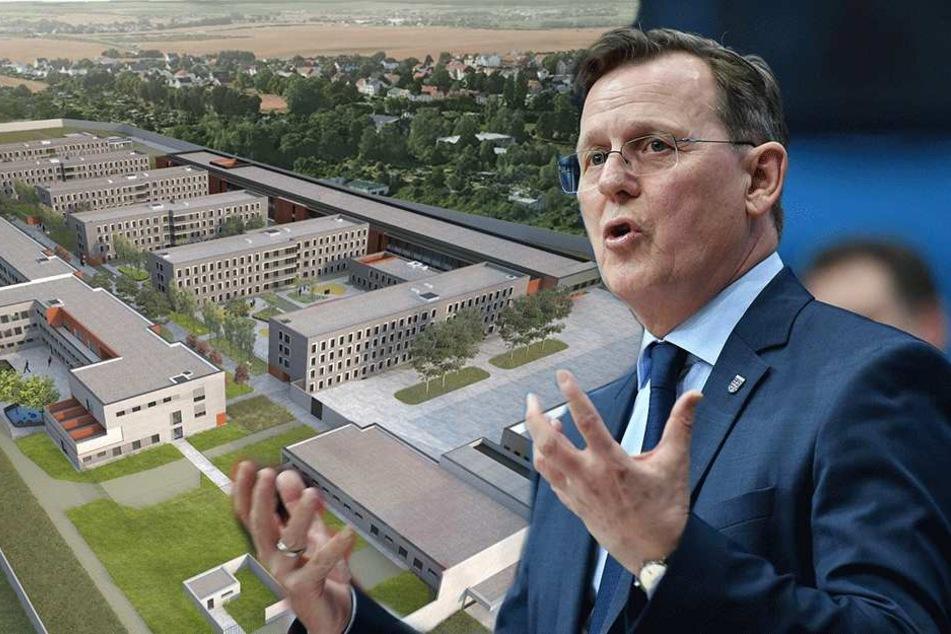 Fertigstellungs-Termin geplatzt: Steigt Thüringen aus dem Knast-Projekt aus?