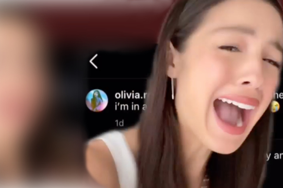 Olivia Rodrigo goes crazy after getting praise from a very special someone in her Instagram replies
