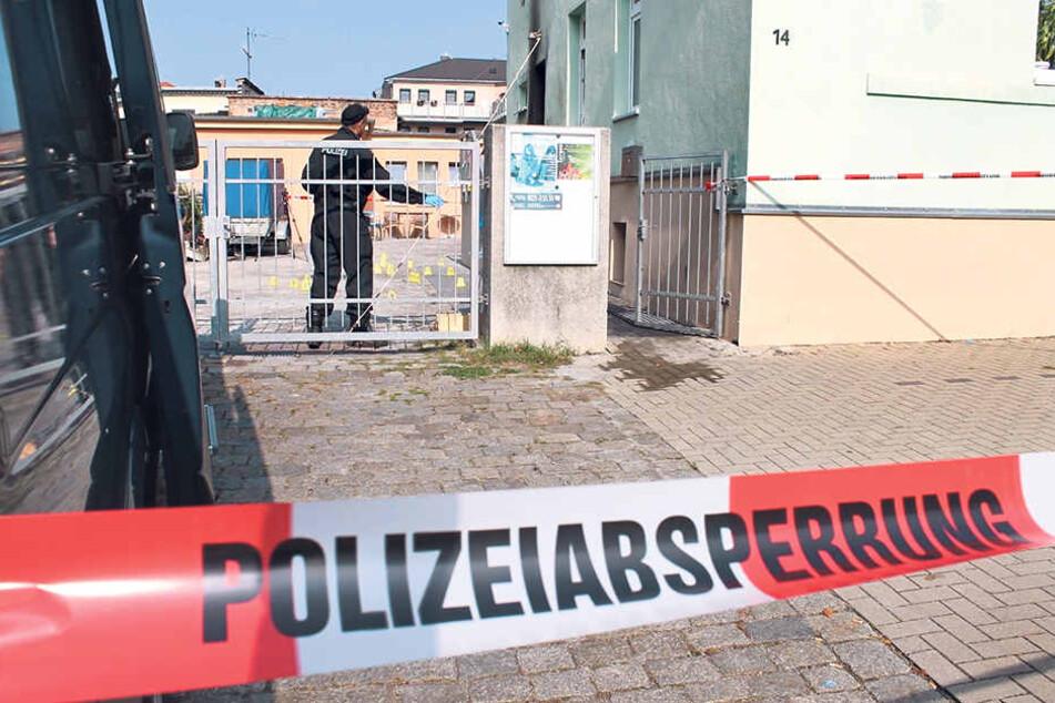 Nach der Bomben-Attacke übernahm das Operative Abwehrzentrum (OAZ) die Ermittlungen.