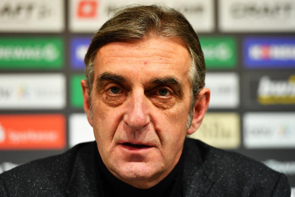 Ralf Minge überlegt, Osman Atilgan zu Dynamo Dresden zurückzuholen.