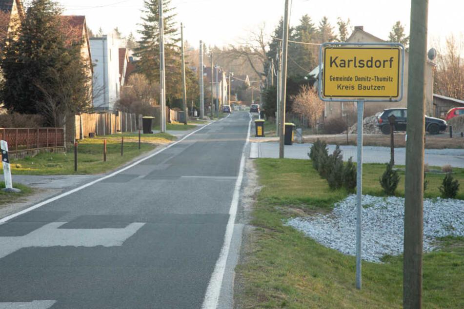 Bis nach Hause in Karlsdorf schaffte es der Sportler nicht mehr.