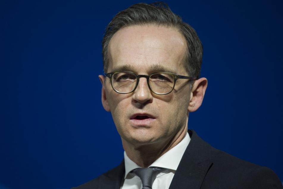 Bundesjustizminister Heiko Maas befürchtet Versuche der Einflussnahme auf die Bundestagswahl aus dem Ausland, etwa aus Russland