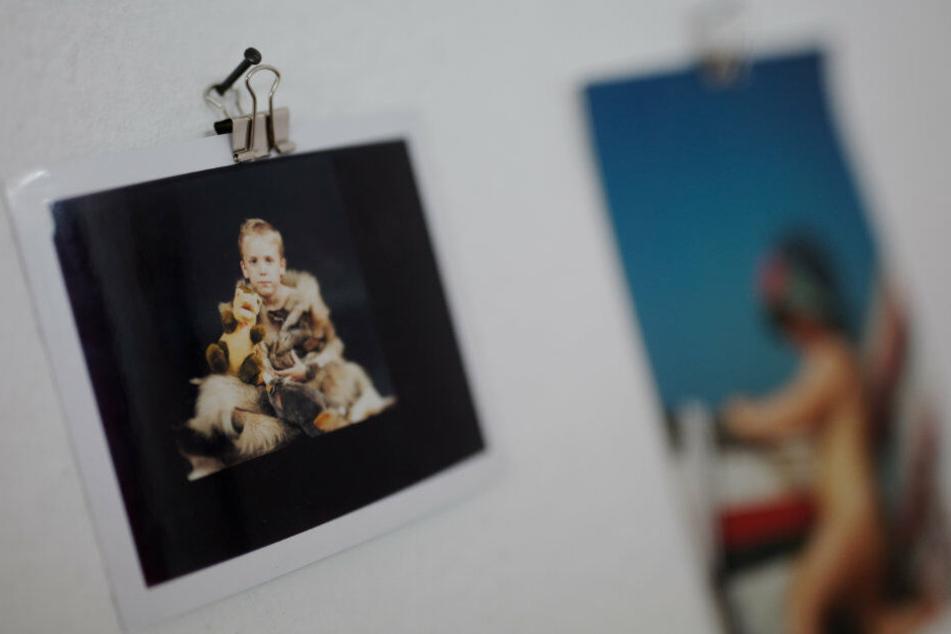 Provokante Ausstellung: Wieso werden hier nackte Kinder gezeigt?