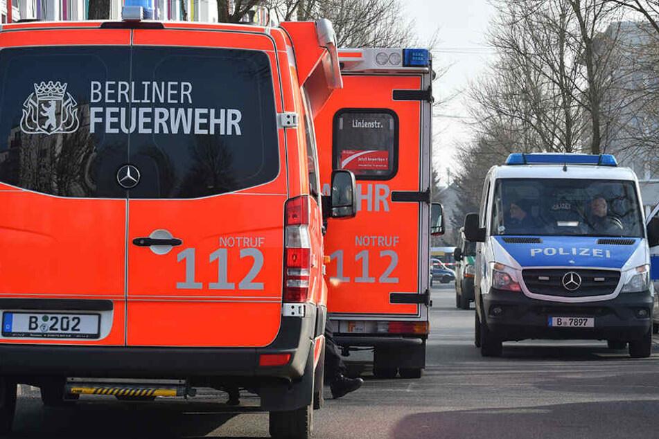 Kriminalität - Berlin - Mit Messer bedroht: Mutmaßlicher Täter festgenommen
