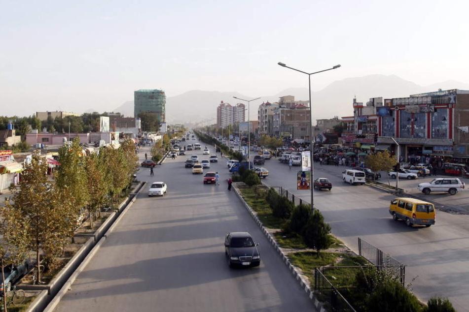 In Kabul ist eine deutsche Frau umgebracht worden.