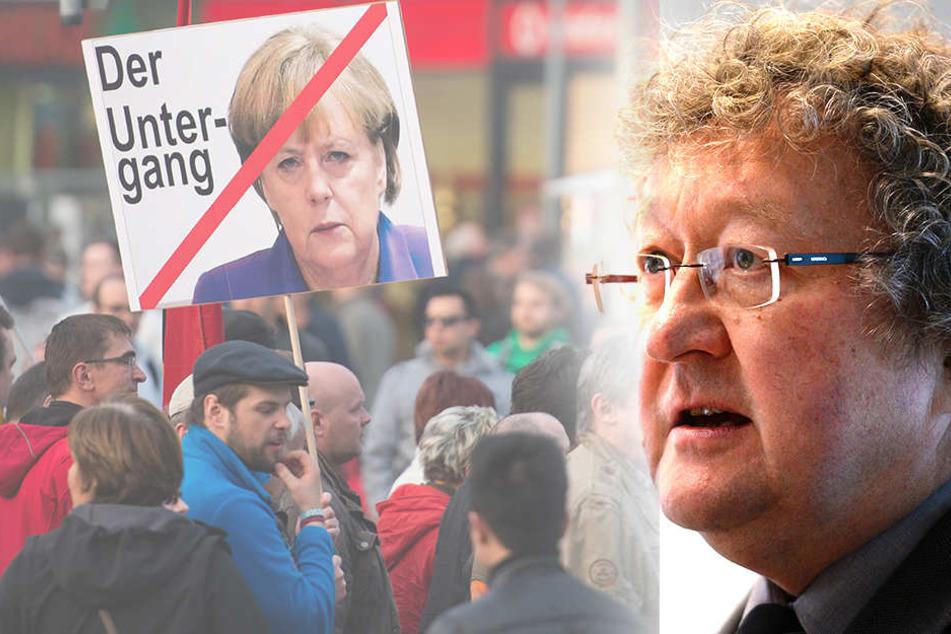 """Politik-Professor erklärt, warum die """"Großen"""" um Dresden einen Bogen machen"""