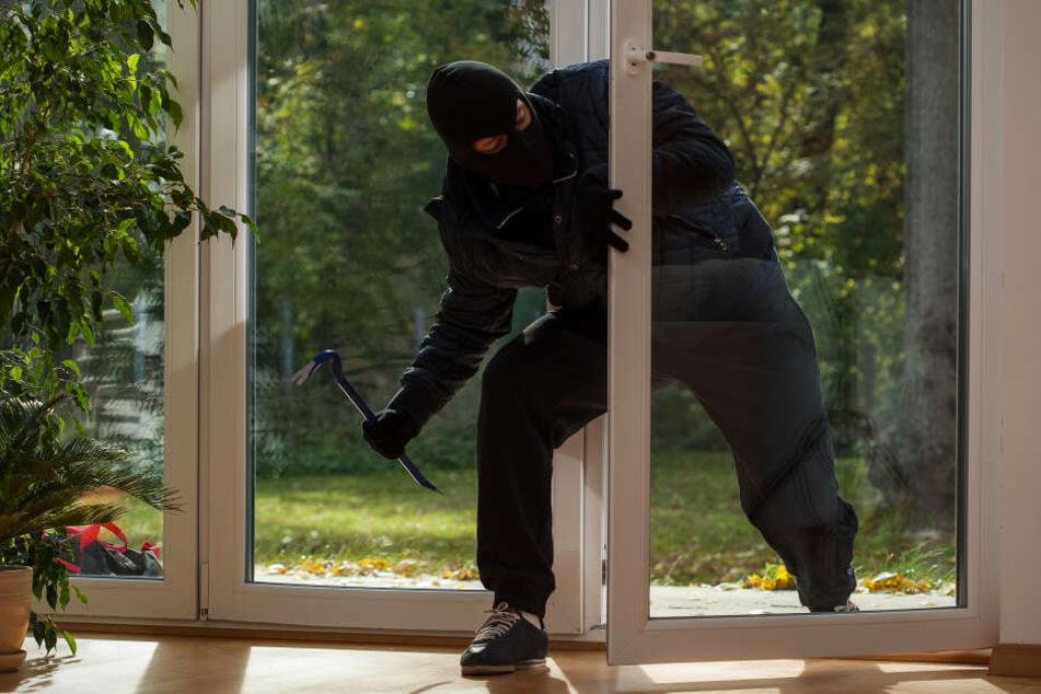 Das willst Du nicht erleben: Einbrecher in der Wohnung!