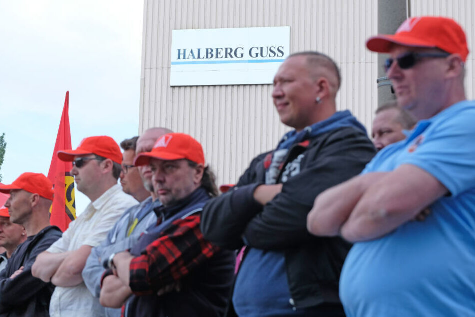 Hunderte zu Demonstration vor Halberg-Guss-Verhandlung erwartet