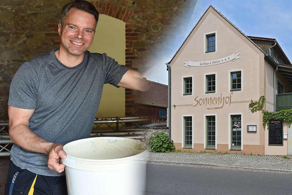 Das ist mein neues Brauhaus in Altkötzschenbroda!