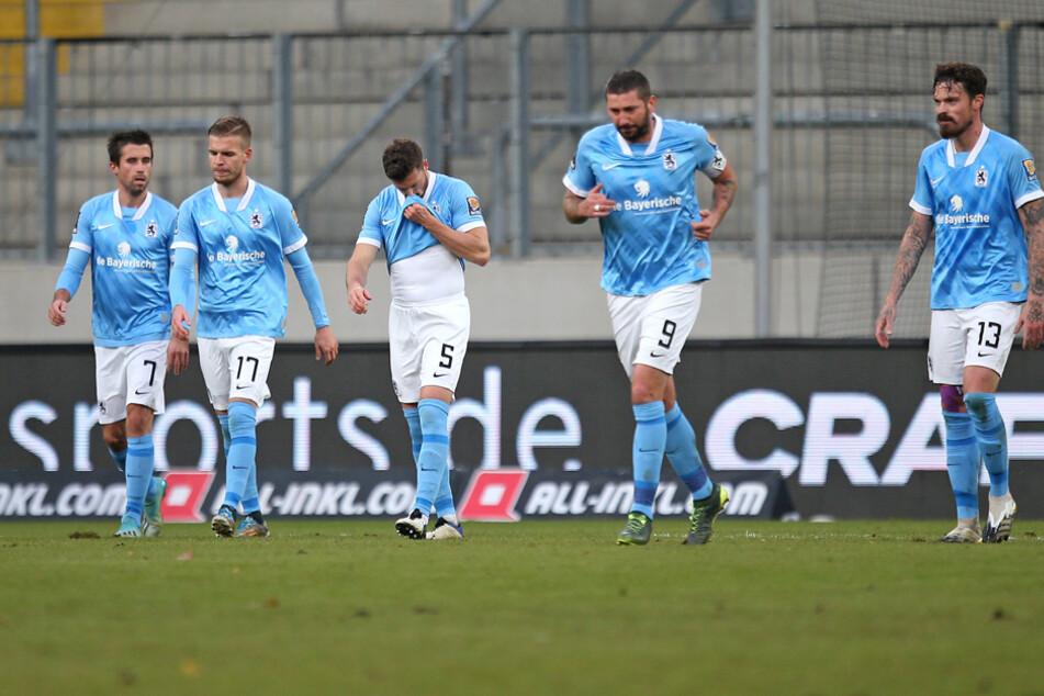 Das war nix. Der TSV 1860 München musste die Punkte in Dresden lassen.