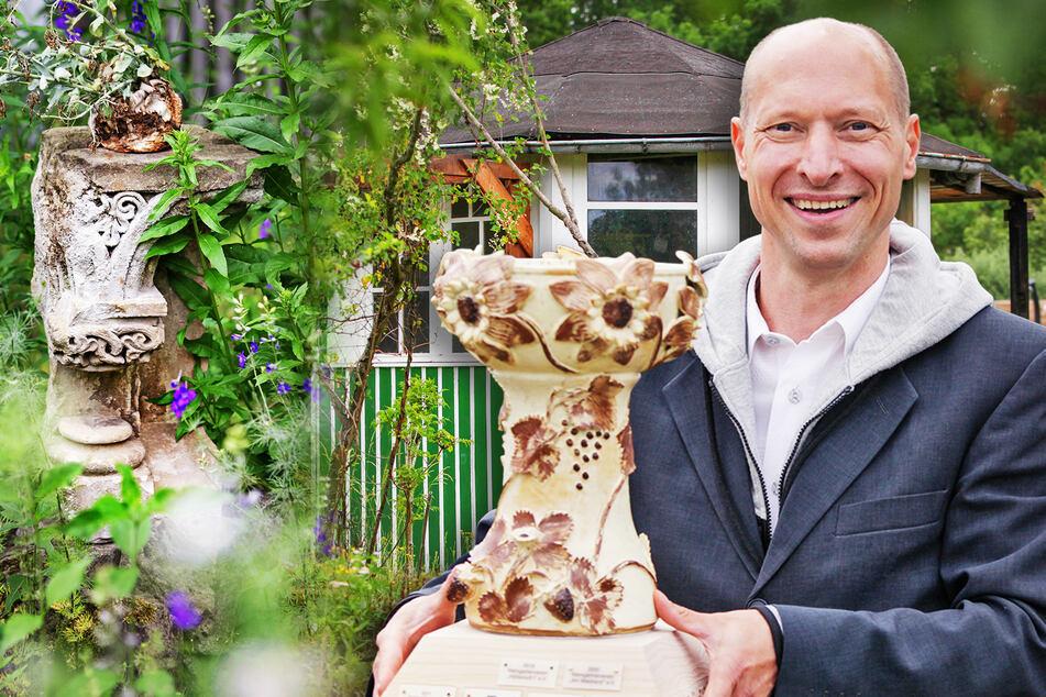 Drei Geheimnisse von Dresdens schönster Gartenanlage