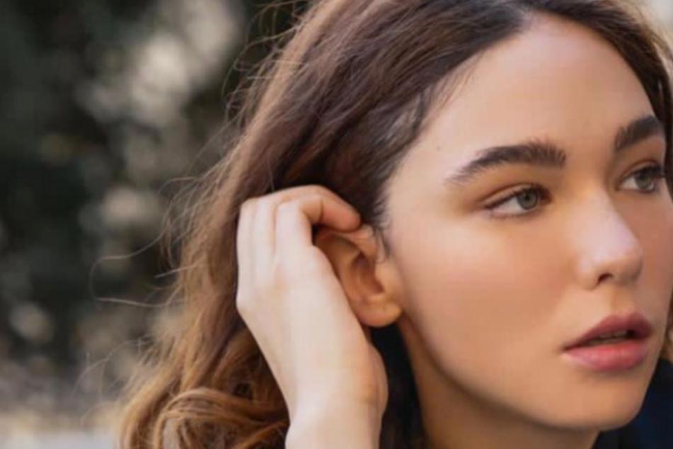 Schlimme Hautprobleme: Schauspielerin Matilda De Angelis postet mutiges Foto