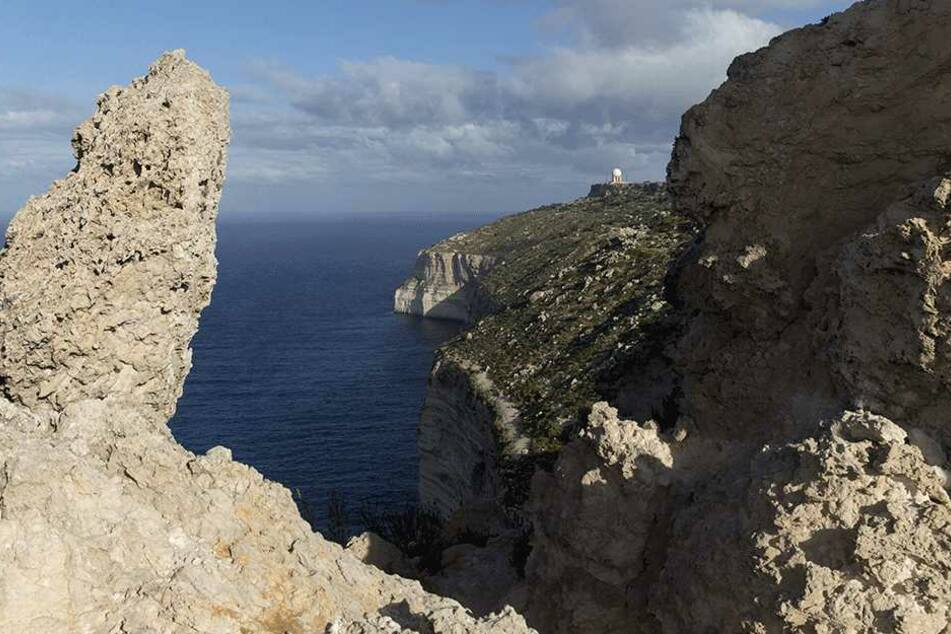 Dingli-Küste auf Malta.