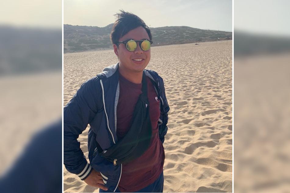 Duc Pham Ngoc (26) aus Limbach-Oberfrohna wurde durch seine Spende zum Lebensretter.