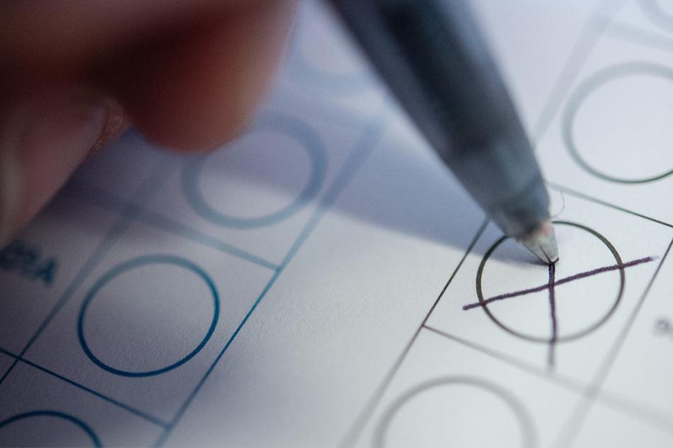 Immer mehr Menschen entscheiden sich für die Briefwahl, um in aller Ruhe ihr Kreuz zu setzen.