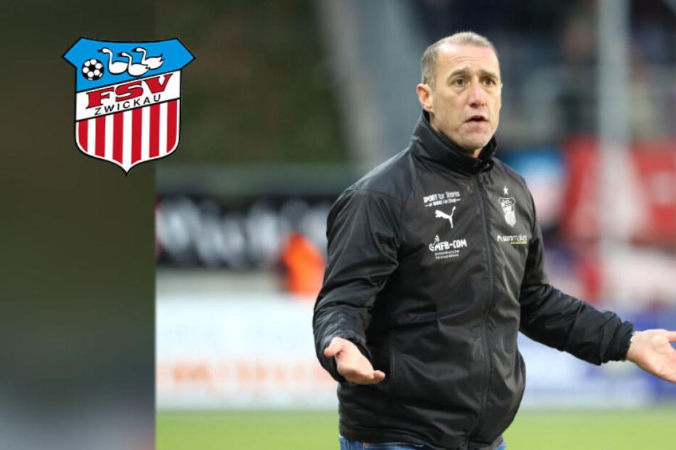 """FSV-Coach Enochs nach Mannheim-Pleite stocksauer: """"Das regt mich auf!"""""""