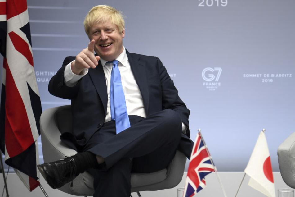 Opposition verbündet sich: Wird Boris Johnson jetzt gestürzt?