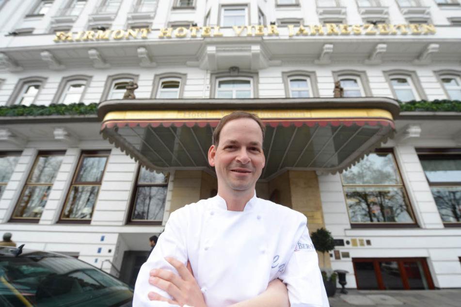 Christoph Rüffer ist der beste Koch in Hamburg (Archivbild).