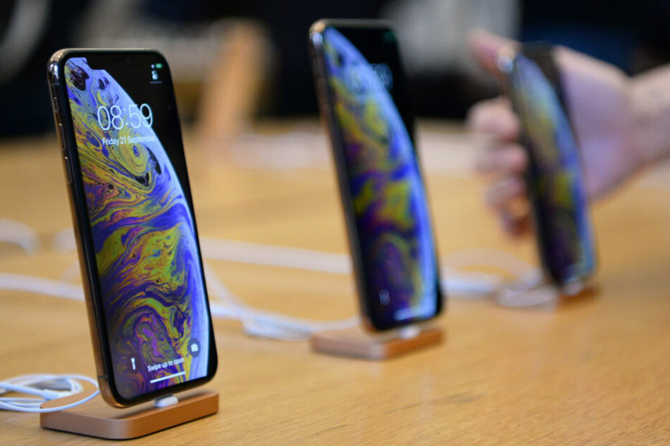 Die neuen iPhones sollen drei Kameras haben.
