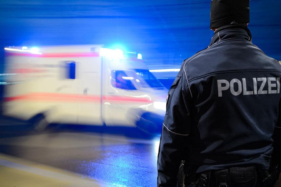 Der Polizist ist seit dem Vorfall nicht mehr dienstfähiig. (Symbolbild)