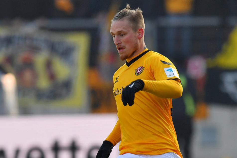 Marvin Stefaniak hatte den Schwarz-Gelben Sieg beim 1. FC Nürnberg vorausgesagt