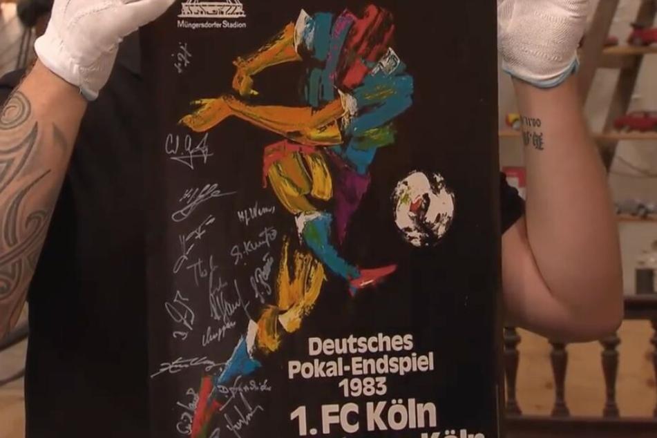 Das Pokal-Endspiel 1983 wurde zwischen dem 1. FC Köln und Fortuna Köln ausgetragen.