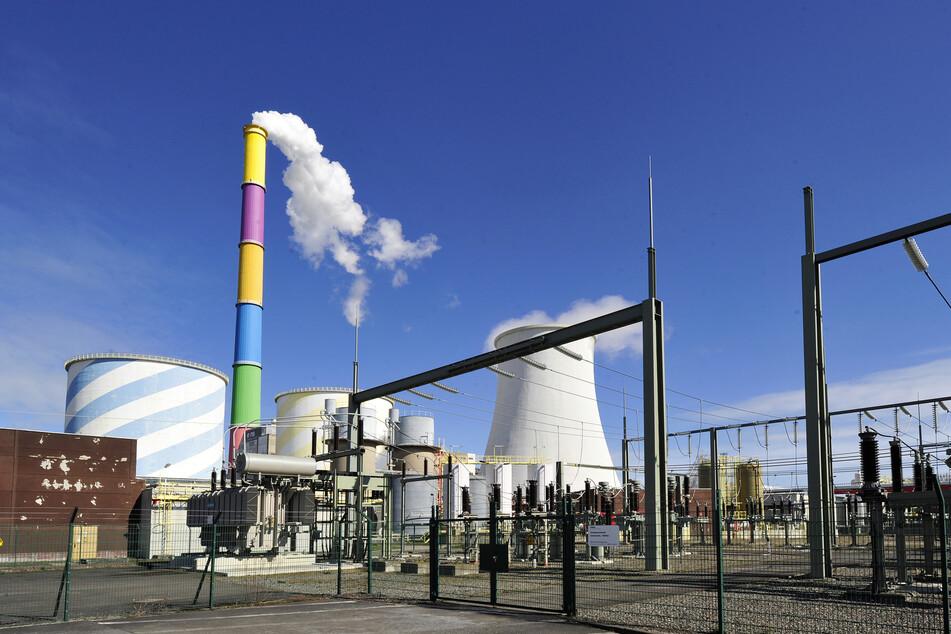 Im Heizkraftwerk Nord wird auch Strom erzeugt. Die Nachfrage danach sank im März drastisch.