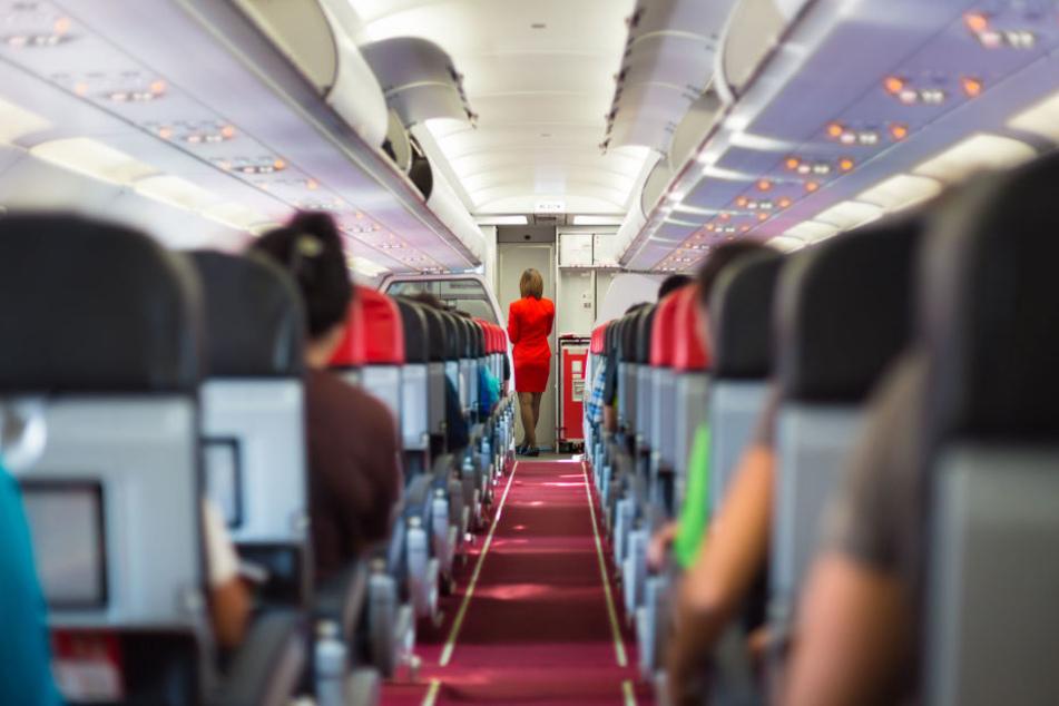 Stewardessen sollen in Spanien eine versaute Party veranstaltet haben. (Symbolbild)